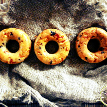 cake rings-cake-salty snack-snack