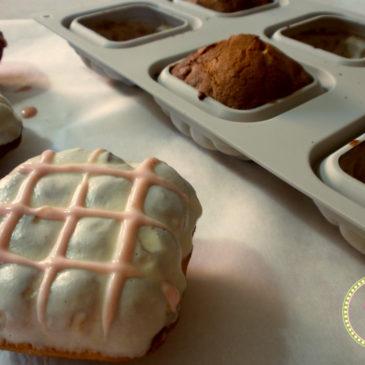 Χρυσαφένια brownies με λευκή σοκολάτα