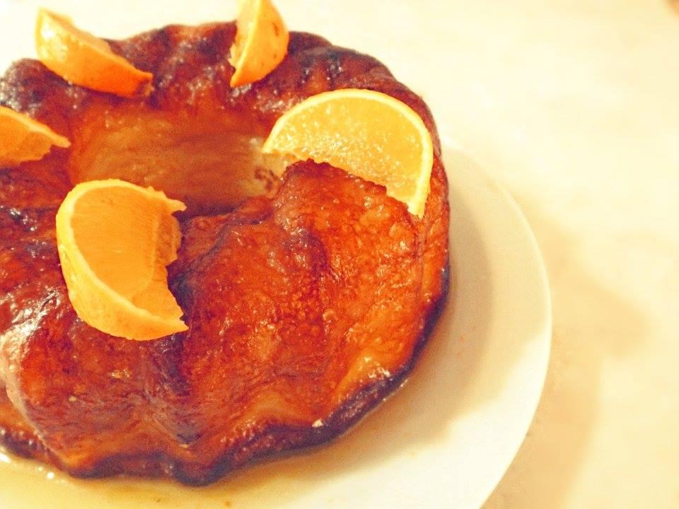 πορτοκαλόπιτα-γλυκιά Κυριακή στο ΟΖ