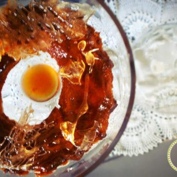 κρέμα καραμελέ-καραμέλα-80s-γλυκό