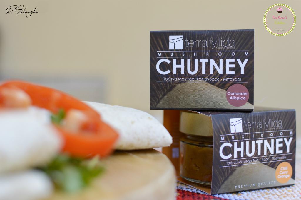 mushroom-chutney-terra fyllida-pandoras kitchen-kaloudia-mexican-tortilla
