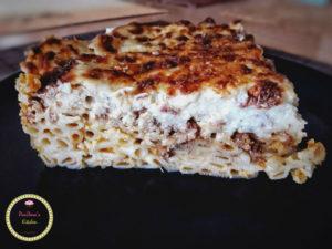 λαχταριστό παστίτσιο-παστίτσιο-κιμάς-συνταγή για παστίτσιο
