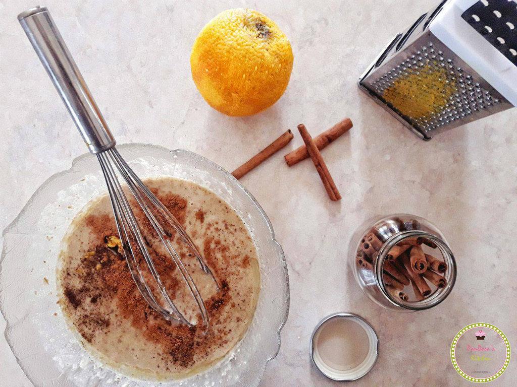 τούρτα με mousse ταχίνι χωρίς ζάχαρη και γαλακτοκομικά-τούρτα-ταχίνι-χωρίς ζάχαρη-παντεσπάνι-κεικ