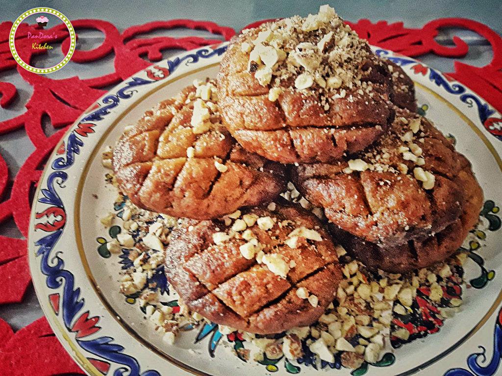 τέλεια μελομακάρονα-Τραγανά και ζουμερά μελομακάρονα-μελομακάρονα-χριστουγεννιάτικα γλυκά