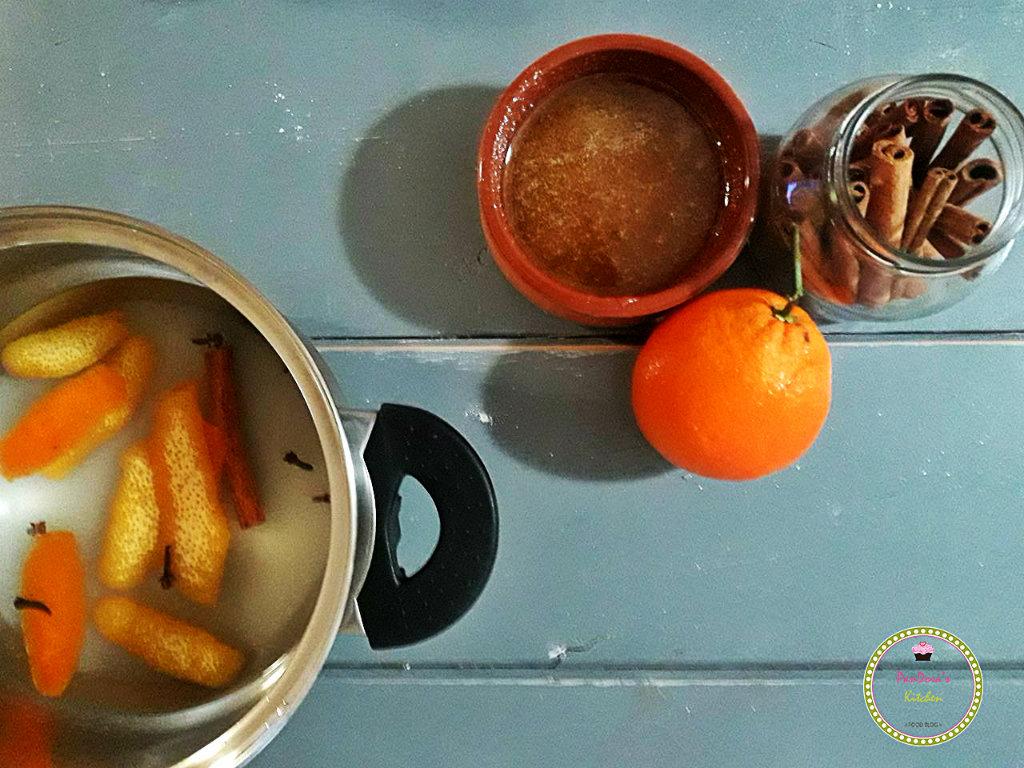 σιρόπι-μελομακάρονα-γιορτές-χριστούγεννα