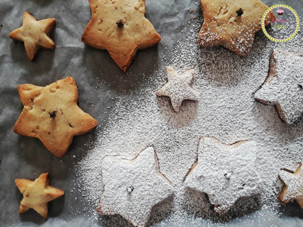 κουραμπιέδες βουτύρου-κουραμπιές-χριστούγεννα