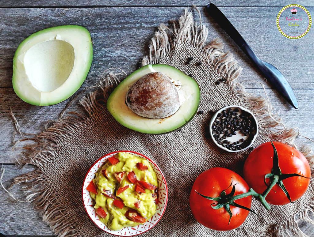 guacamole-mexican food-avocado-pandoras kitchen