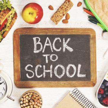 Σωστή διατροφή των παιδιών στο σχολείο