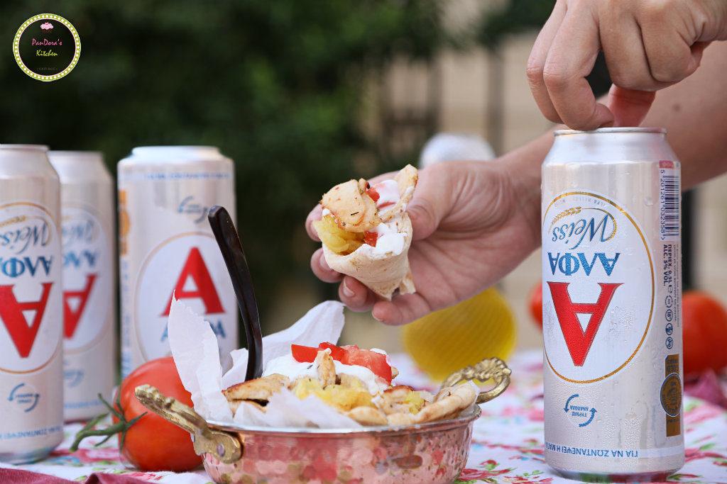 alfa_beer-alfa_weiss-beer-souvlaki