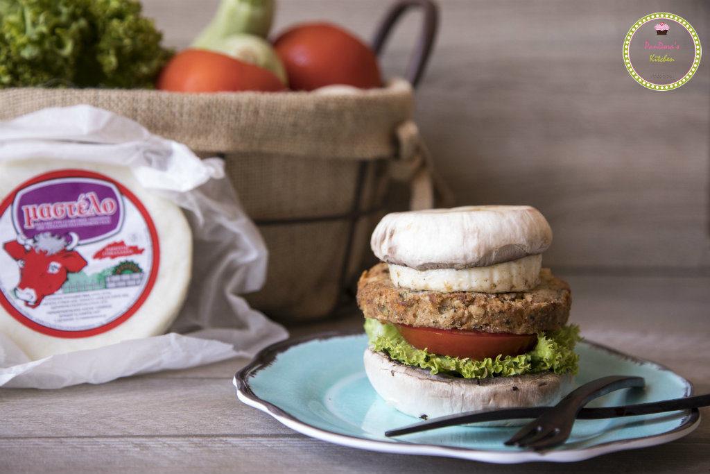 burger_λαχανικών-λαχανικά-μαστέλο-τυρί-