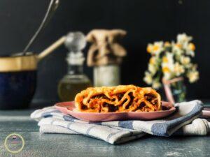 κανελόνια γεμιστά με κιμά και κρέμα φέτας-κανελόνια-ζυμαρικά